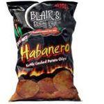 Blair's - Death Rain XXXHot Habanero Kettled Cooked Potato Chips