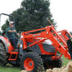 Kioti KL 451 Compact Tractor