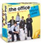 Office DVD Board Pressman Toy