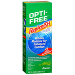 Opti-Free Replenish multi-purpose disinfecting solution