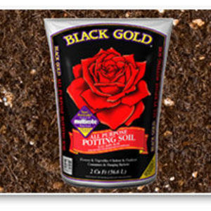 Black Gold Black Gold All Purpose Potting Soil with Multicote