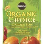 Scotts Organic Choice Garden Soil