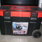 Master Mate Tool Box with Wheels