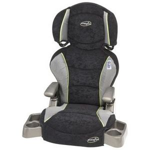 Evenflo Big Kid LX Booster Car Seat