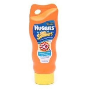 Huggies Little Swimmers Moisturizing Sunscreen SPF 50