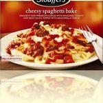 Stouffer's Cheesy Spaghetti Bake