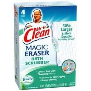 Mr. Clean Magic Eraser Bath Scrubbers