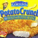 Gorton's Potato Crunch Fish Fillets