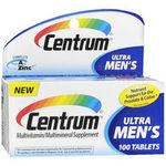 Centrum Ultra Men's Mutivitamin/Multimineral Supplement