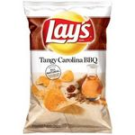 Lay's - Tangy Carolina BBQ Chips