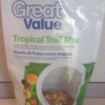 Great Value - (Walmart) Tropical Trail Mix