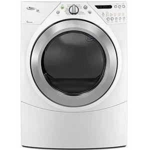 Whirlpool Duet 7.2 cu. ft. Steam Electric Dryer