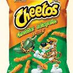Frito-Lay - Cheetos Crunchy Cheddar Jalapeno