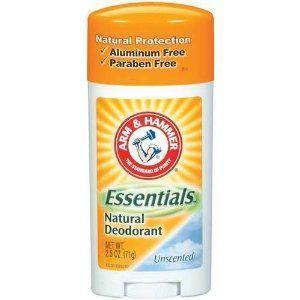 Arm & Hammer Essentials Natural Deodorant - All Scents