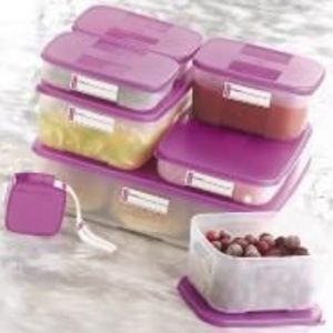 Tupperware Freezer Mates