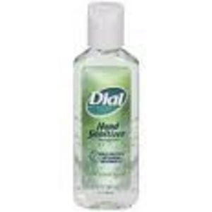 Dial Antibacterial Hand Sanitizer with Moisturizers