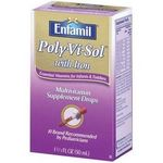 Enfamil Poly-Vi-Sol Multivitamin Supplement Drops with Iron