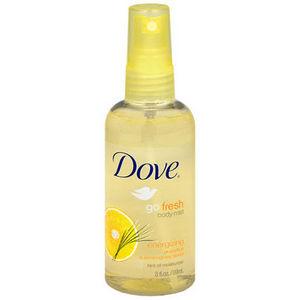 Dove Go Fresh Body Mist Reviews Viewpoints Com