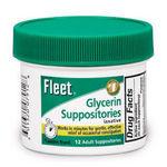 Fleet Glycerin Suppositories
