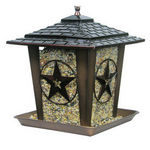 Garden Treasures Sun/Star Bird Feeder