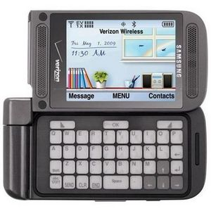 Samsung Alias 2 Cell Phone