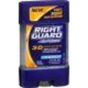 Right Guard Sport 3D Odor Defense Clear Gel - All Scents