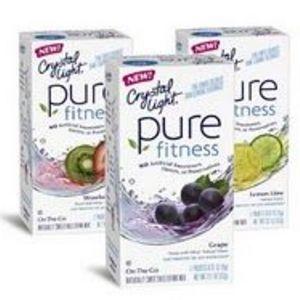 Crystal Light - Pure Fitness