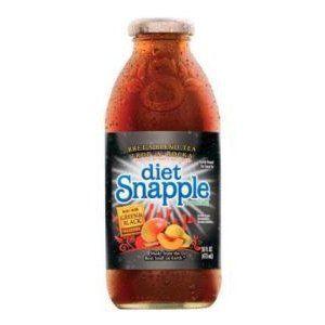 Snapple - NEW!  DIET TROPA ROCKA