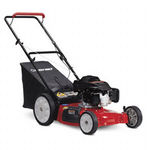 "Troy-Bilt 21"" 6 Hp Walk Behind Rear Bagging Mower Tb"