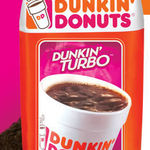Dunkin' Donuts Dunkin' Turbo Coffee