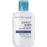 Maybelline Expert Eyes 100% Oil Free Eye Make Up Remover
