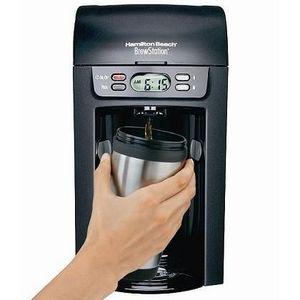 Hamilton Beach BrewStation 6-Cup Coffee Maker