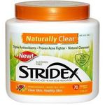 Stridex Natural Control Acne Pads