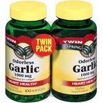 Nature's Bounty Spring Valley Odorless Garlic Softgels