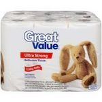 Great Value (Walmart) Ultra Strong Bathroom Tissue