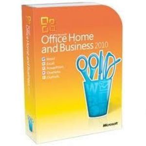Microsoft Office 2010 Home & Business for PC (885370047707)