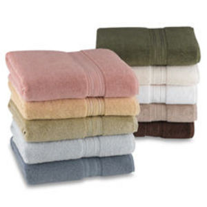 LuxeSpa Allure Towels