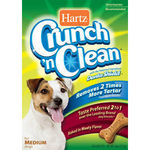 Hartz Crunch 'n Clean Dog Biscuits