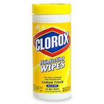 Clorox Bleach Free Disinfecting Wipes Lemon Scent