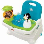 Fisher-Price Precious Planet Healthy Care Deluxe Booster Seat