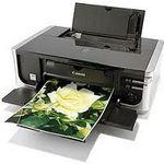 Canon Pixma iP4500 InkJet Photo Printer