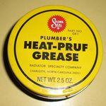 Solder Seal Plumber's Heat Pruf Grease