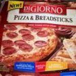 DiGiorno Pepperoni Pizza & Cheesy Breadsticks