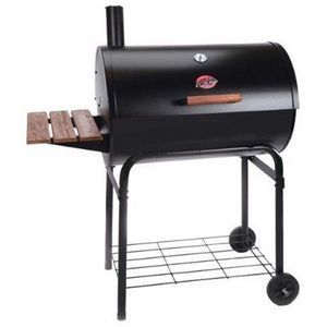 Char-Griller Pro Deluxe Charcoal Grill & Smoker
