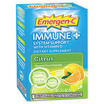 Emergen-C Immune Plus System Support Fizzy Drink Mix
