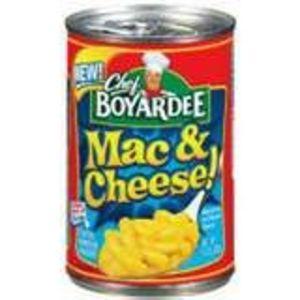 Chef Boyardee Mac & Cheese