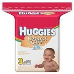 Huggies Natural Care Scented Baby Wipes