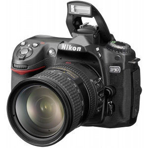 Nikon - D90 Body Only Digital Camera