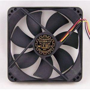 Yate Loon 120mm Fan High Speed (D12SH-12)