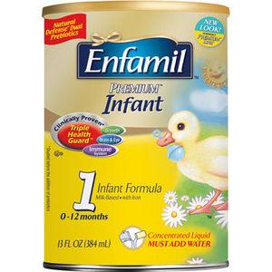 Enfamil Premium Infant Concentrated Liquid Formula